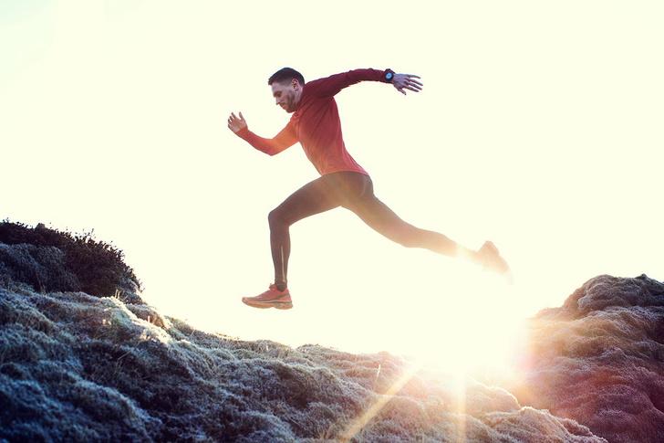 Фото №2 - Как правильно бегать в холодное время года