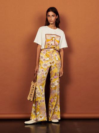 Фото №2 - Новый цветочный принт: 16 модных вещей из коллекции Sandro