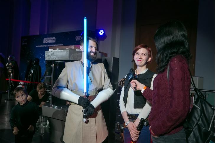 Фото №3 - May the Force be with you: «Европа Плюс» провела 24-часовой суперсеанс «Звездных Войн» для слушателей
