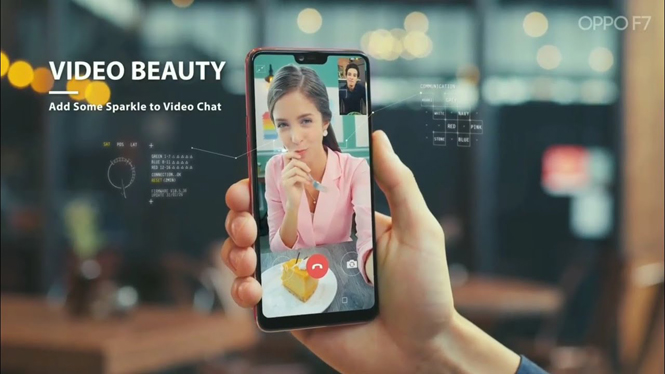 Фото №2 - Почему смартфон OPPO F7 нужен всем, кто любит соцсети (и себя)