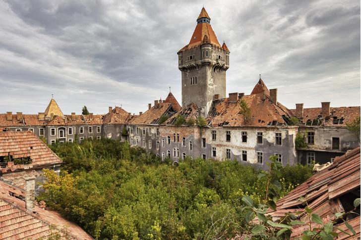 Фото №1 - Один кадр: Венгрия