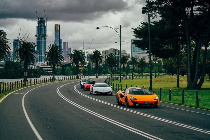 Фото №2 - Флагманский магазин Pirelli P Zero World открылся в Мельбурне