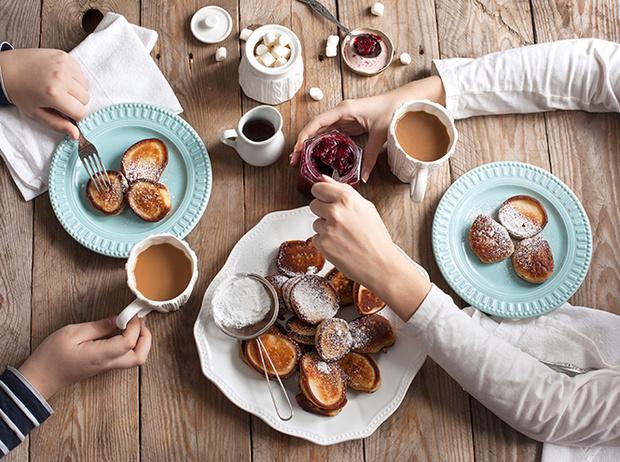 Фото №3 - Скажи мне, что ты ешь: что и как влияет на пищевые привычки