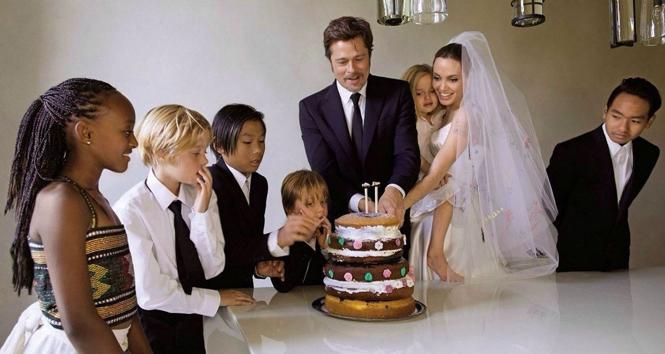 Фото №3 - 13 советов по воспитанию детей от Анджелины Джоли и Брэда Питта