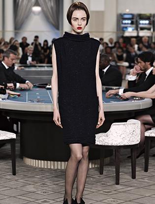 Фото №20 - Неделя Высокой моды в Париже: Chanel FW2015/16
