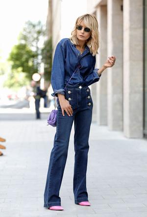 Фото №7 - Как выбрать идеальные джинсы по типу фигуры