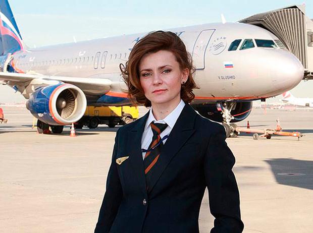 Фото №1 - Пилот Мария Уваровская: «Летать в паре  с женщиной  пока  не приходилось»