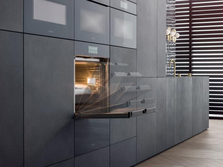Фото №2 - Miele представила кухню будущего