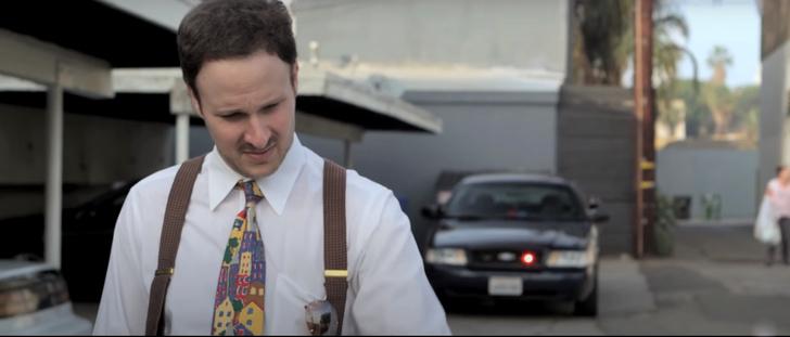 Фото №1 - Короткометражка недели: «Новый напарник» (черная комедия, 2014, США, 20:58)