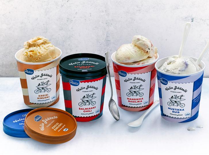 Фото №1 - Где найти самое оригинальное (и полезное) мороженое