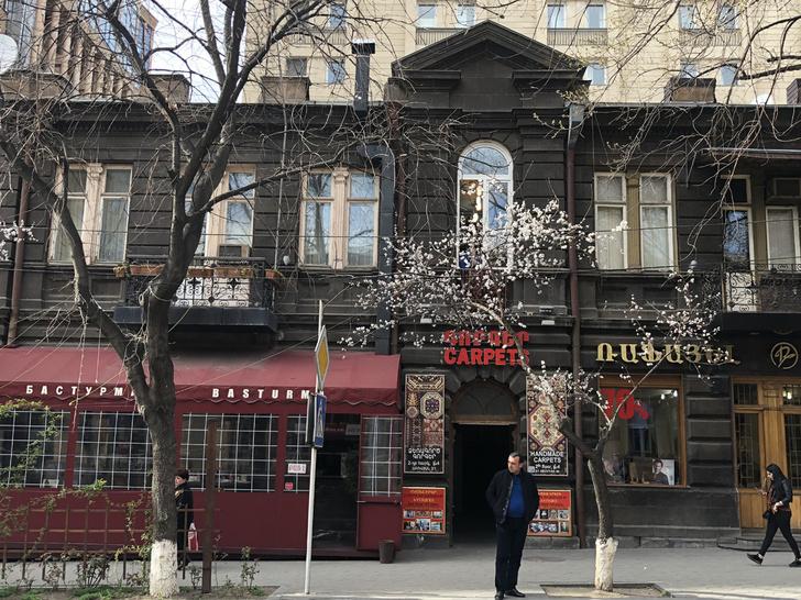 Фото №1 - Ереван-джан: гид по столице Армении. Часть 2