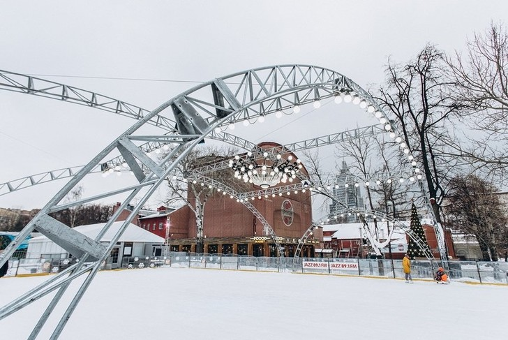 Фото №5 - Где кататься на лыжах и коньках в Москве
