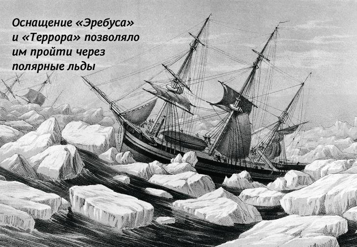 Фото №7 - Потерянное покорение: что на самом деле случилось с пропавшими кораблями «Эребус» и «Террор»