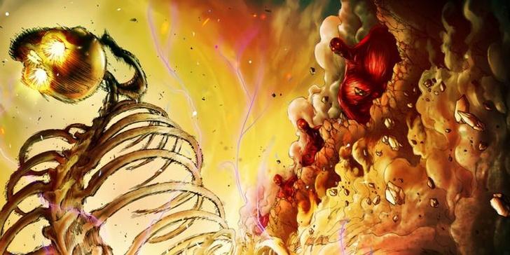Фото №4 - 10 самых шокирующих моментов в «Атаке Титанов» 😱