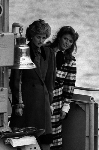 Фото №15 - Уйти от Виндзоров и остаться счастливой: история Сары Фергюсон, бывшей супруги принца Эндрю