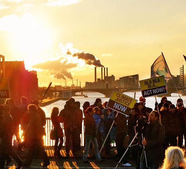 Фото №1 - Саммит в Копенгагене: переплата за перегрев