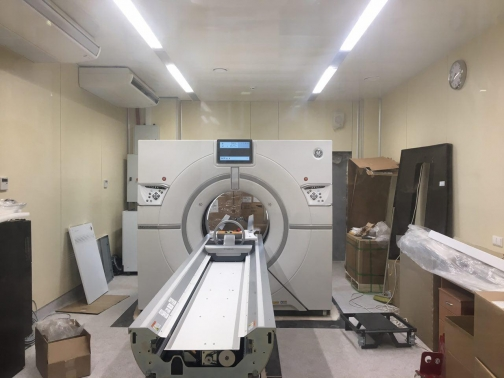 Как выглядит новый корпус Мариинской больницы