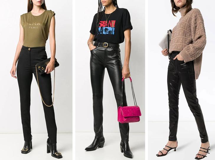 Фото №132 - Правила сочетания: 9 видов модных брюк и 200 примеров обуви к ним