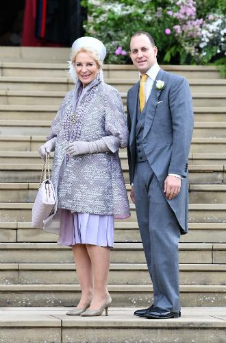 Фото №21 - 10 самых стильных гостей на свадьбе Леди Габриэллы Виндзор