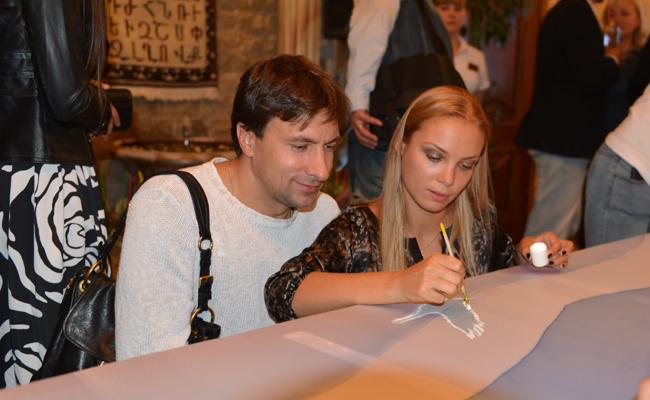 Фото №3 - Арнтгольц и Антипенко не скрывают чувств