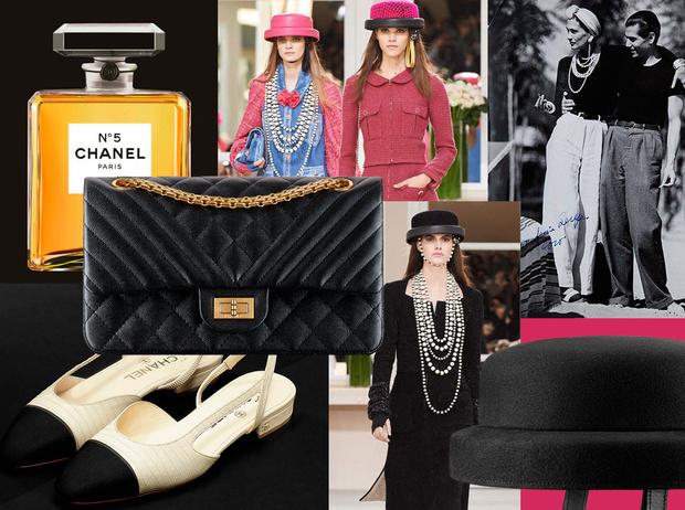 Фото №1 - Вещи-легенды: модное наследие Коко Шанель