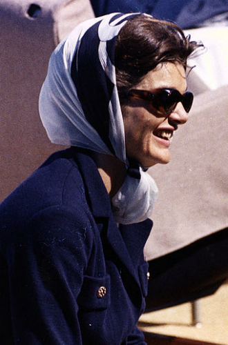 Фото №11 - Секреты красоты Жаклин Кеннеди
