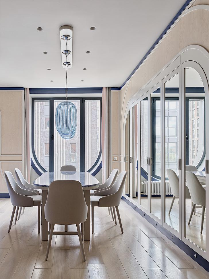 Фото №2 - Квартира 105 м² с необычным дизайном и арочными окнами на ЗилАрт