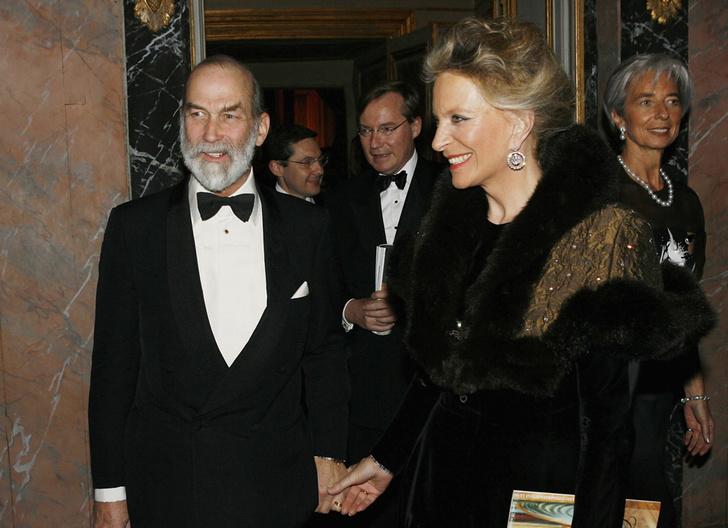 Фото №14 - Самый русский британский принц: 5 фактов о Майкле Кентском, кузене Елизаветы II