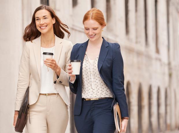 Фото №1 - Бизнес и дружба: сможете ли вы работать с лучшей подругой