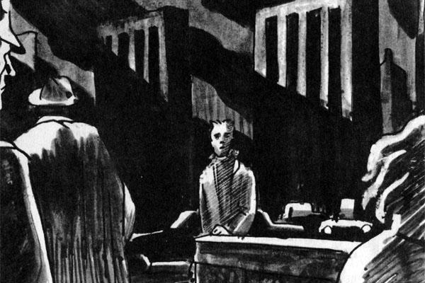 Фото №1 - Май Шевалль и Пер Вале. Подозревается в убийстве…