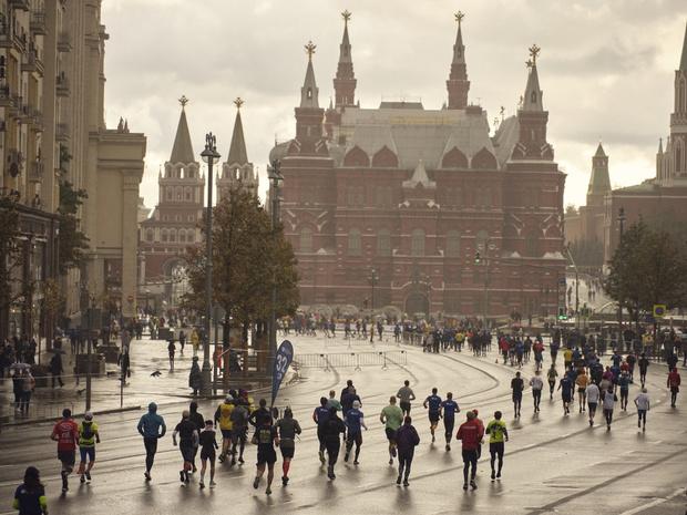 Фото №5 - Московский Марафон состоится 20 сентября