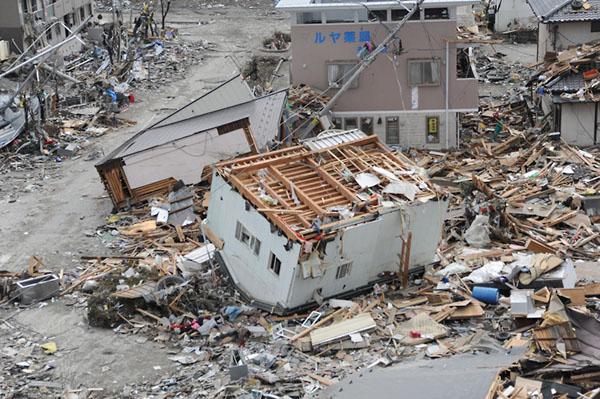 Фото №3 - Япония после катастрофы