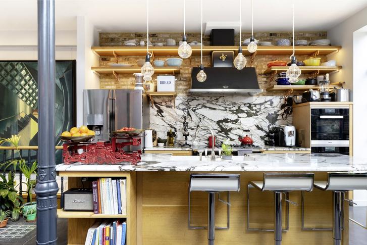 Фото №3 - Другая сторона: дом Джоанны Викери в Лондоне