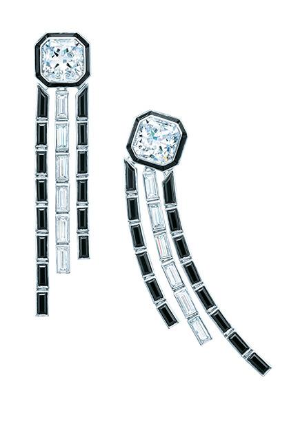 Серьги, Tiffany & Co., цена по запросу
