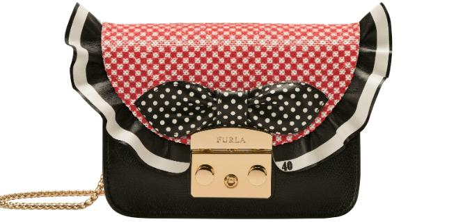 Фото №4 - Девять декад в новой капсульной колекции сумочек Metropolis от Furla