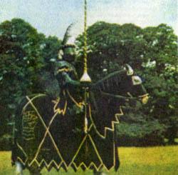 Фото №2 - Средневековый биатлон