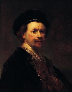 Фото №2 - Ученые объяснили фотографическую точность автопортретов Рембрандта