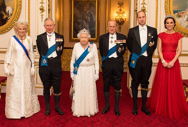 Фото №17 - Как Кейт Миддлтон укрепляет тайный матриархат королевского семейства (и почему это важно)