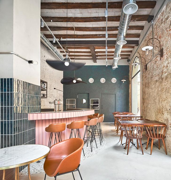 Фото №6 - Ресторан Nina в Барселоне