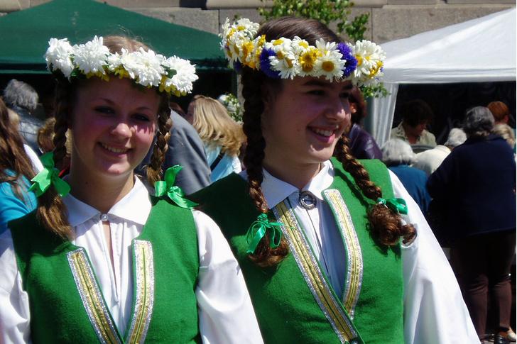 Фото №3 - Во славу Солнца: как отмечают день летнего солнцестояния в Латвии