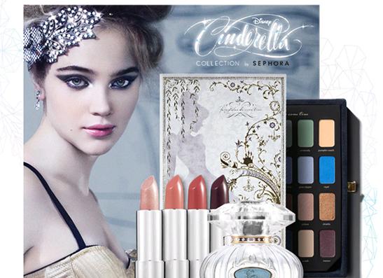 Фото №1 - Как стать принцессой: Sephora посвятила Золушке коллекцию косметики