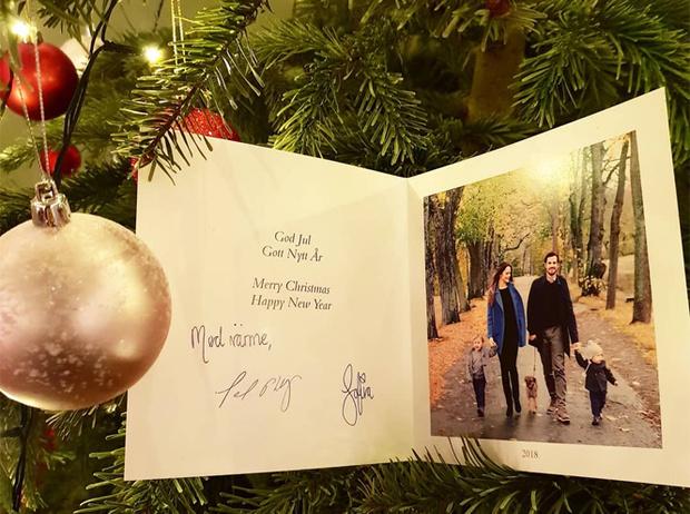 Фото №13 - Самые удачные (и долгожданные) рождественские королевские открытки 2018 года