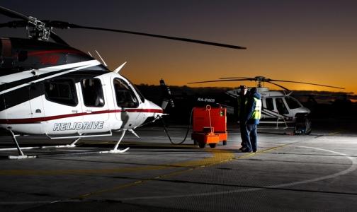 Фото №1 - В петербургскую клинику на вертолете доставят пожилого голландца с инфарктом