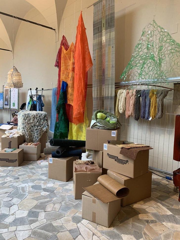 Фото №5 - RO Plastic Prize 2020: репортаж с выставки в Милане