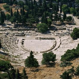 Фото №1 - Античным театрам грозит разрушение