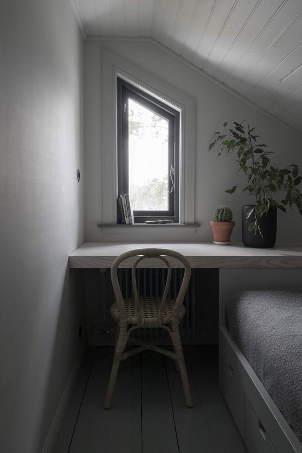 Фото №10 - Лунное безмолвие: дом в серых тонах в Швеции