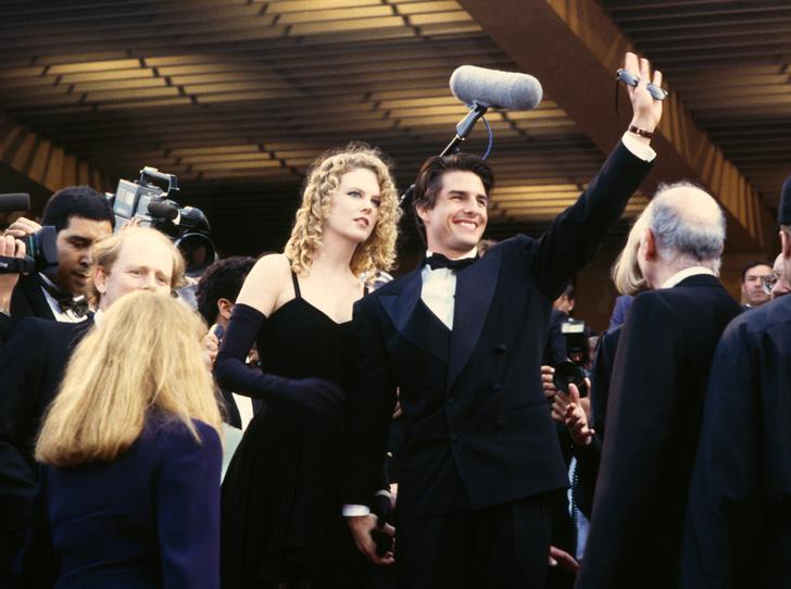 Фото №6 - Королева Канн: все модные образы Николь Кидман за историю кинофестиваля