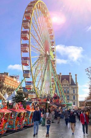 Фото №4 - Новый Год в Париже: Правый берег или Левый?
