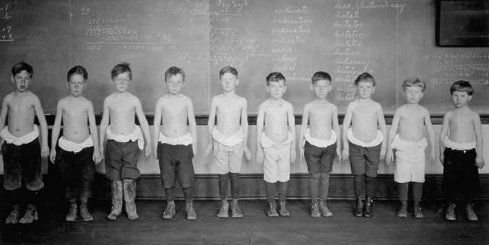 Фото №2 - Из жизни безумных ученых: как американская компания кормила детей радиоактивными хлопьями