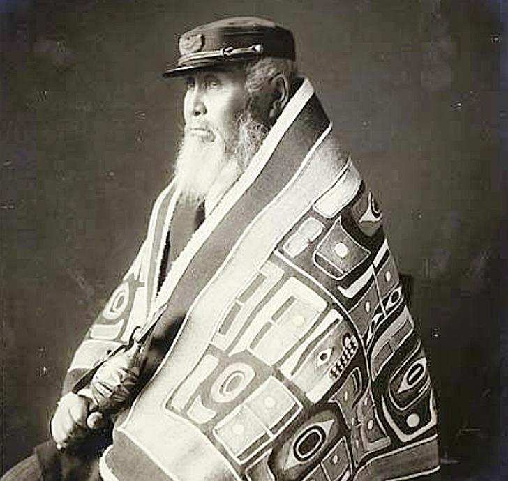 Фото №1 - Правда ли, что у индейцев не растет борода?